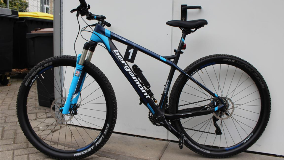 Bergamont Revox  ltd. Edition Marathon-Race